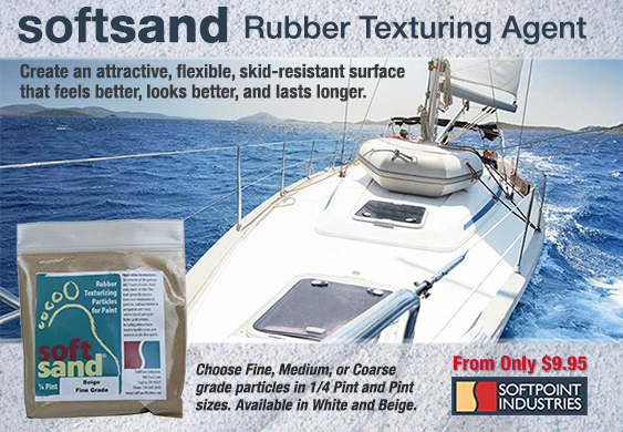Softsand Rubber Texturing Agent