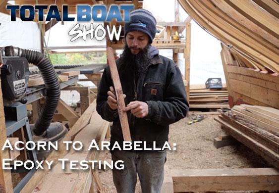 Acorn to Arabella: Testing Epoxies