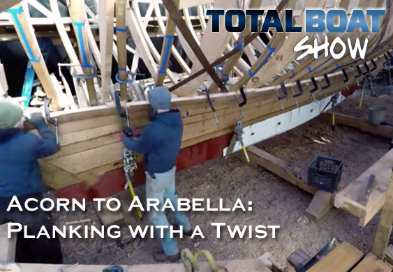 Acorn to Arabella: Planking with a Twist