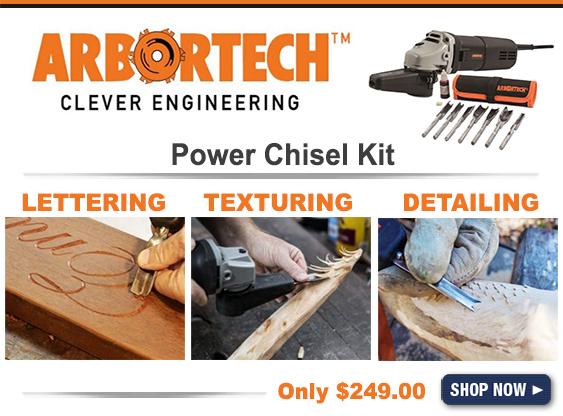 Arbortech Power Chisel