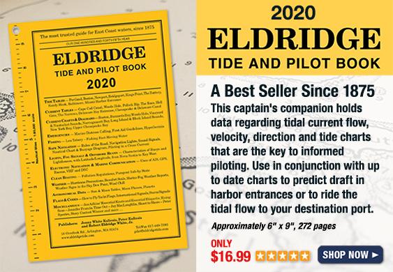 2020 Eldridge Tide and Pilot Book