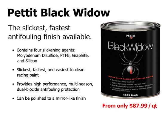 Pettit Black Widow