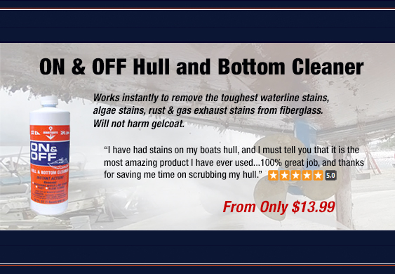OnOff Hull Cleaner