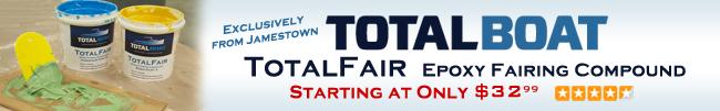 TotalBoat TotalFair Fairing Compound