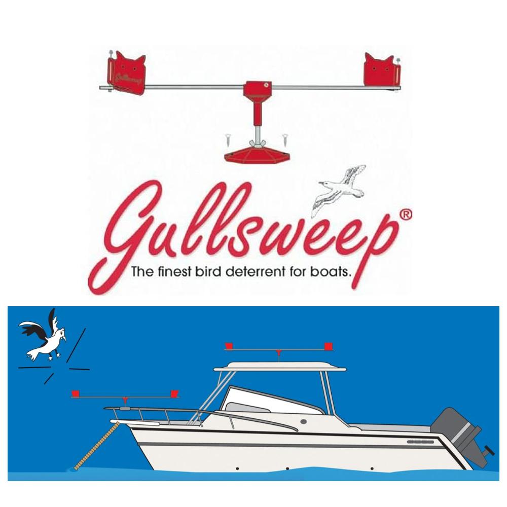Gullsweep Seagull Repellent