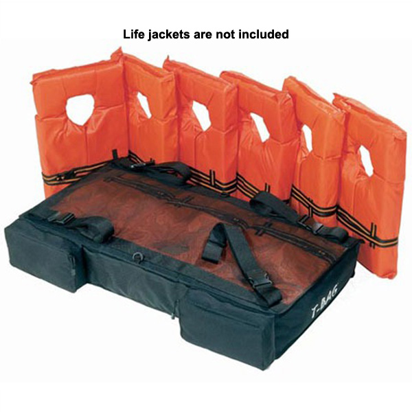 Kwik Tek T-Bag T-Top PFD Storage Bags