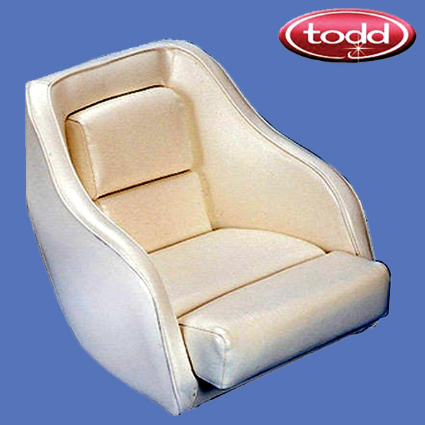 Todd Type 5 Upholstered Bucket Helm Seat