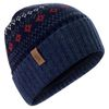 Gill Mens Nordic Knit Beanie Hat HT36 Navy