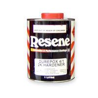 durepox paint and urethane reactor and hardener