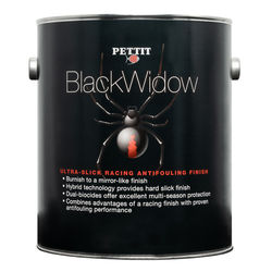 Pettit Black Widow 1869 Racing Antifouling Paint