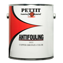 Pettit 1933 Copper Bronze Antifouling Bottom Paint