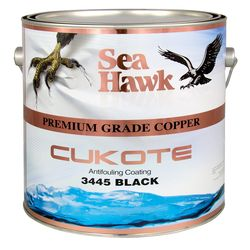 Sea-Hawk Cukote antifouling paint