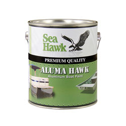 Sea Hawk Aluma Hawk Aluminum Boat Paint