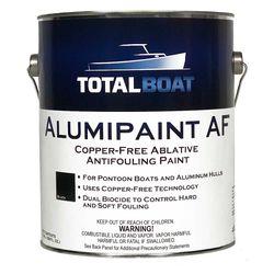 TotalBoat AlumiPaint AF Aluminum Antifouling Paint Gallon Size