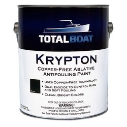 TotalBoat Krypton Copper Free Ablative Bottom Paint