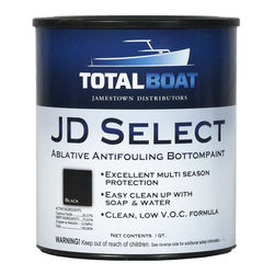 JD Select Ablative Antifoulant Bottompaint Quart Size