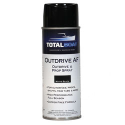 TotalBoat Outdrive AF 12 oz. Aerosol Spray for props zincs and underwater metals