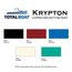 TotalBoat Krypton Copper Free Paint Color Chart