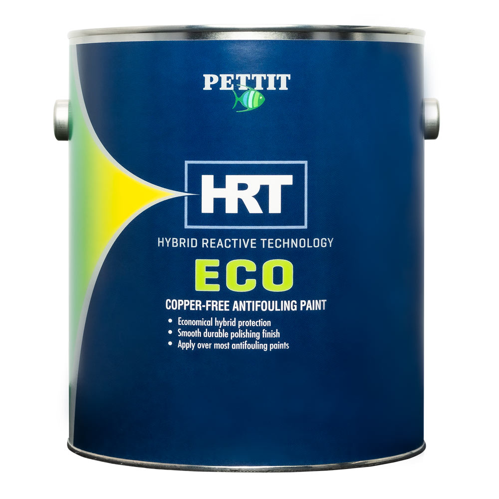 Pettit ECO HRT Copper Free Antifouling Paint