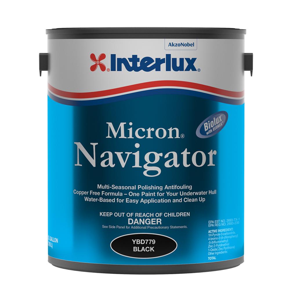 Interlux Micron Navigator Antifouling Bottom Paint