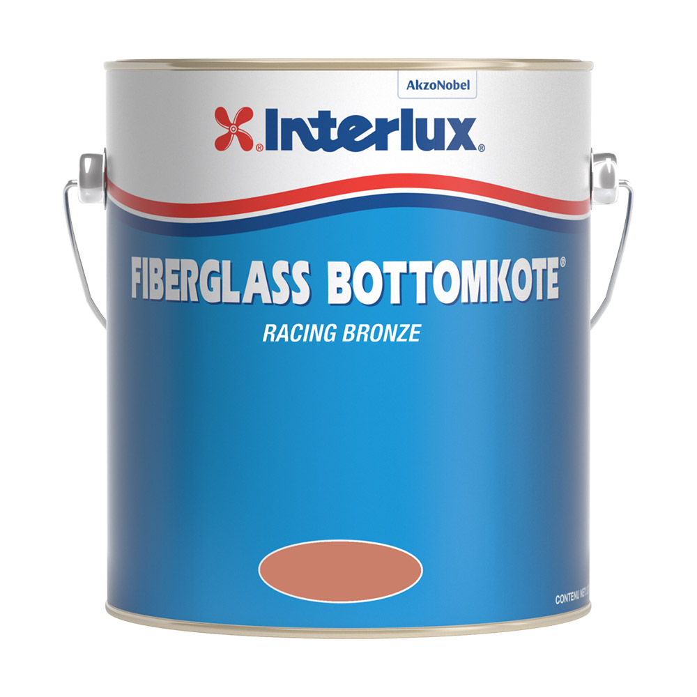 Interlux Fiberglass Bottomkote Racing Bronze