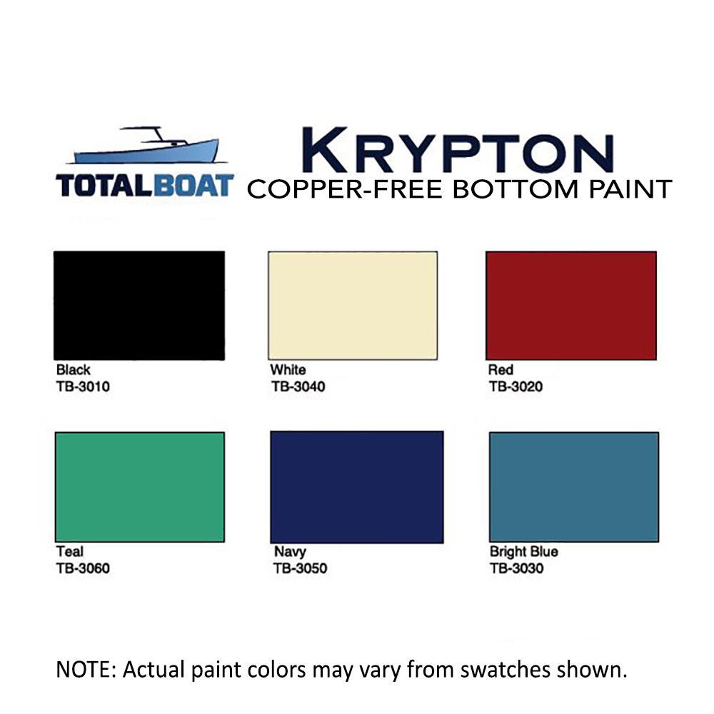 Pontoon Paint Color Charts Topsimages