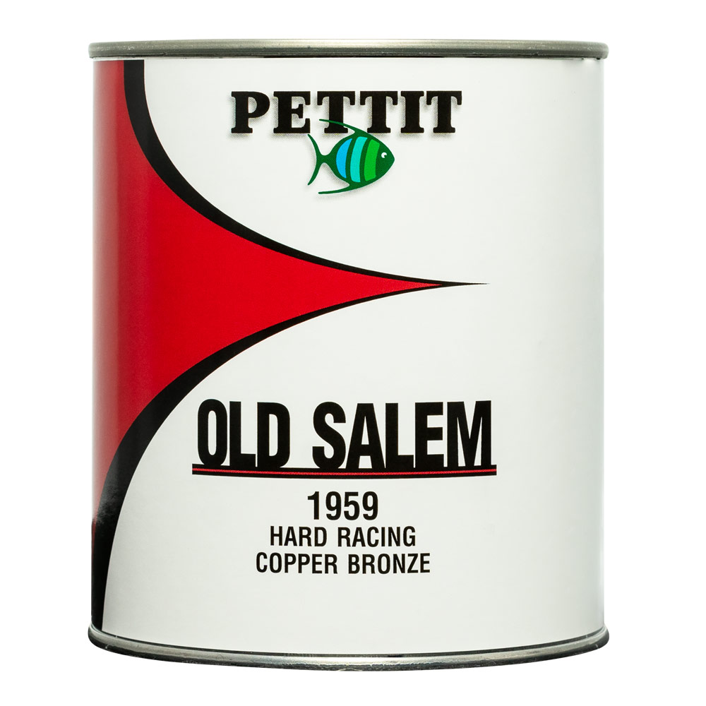 Pettit Old Salem Copper Bronze Hard Racing Enamel