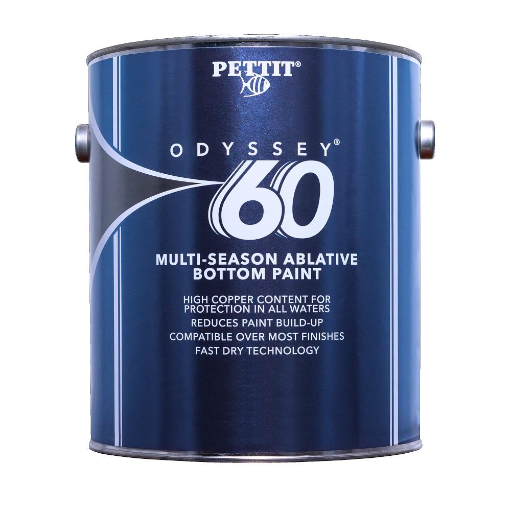 Pettit Odyssey 60 Multi Season Antifouling Paint