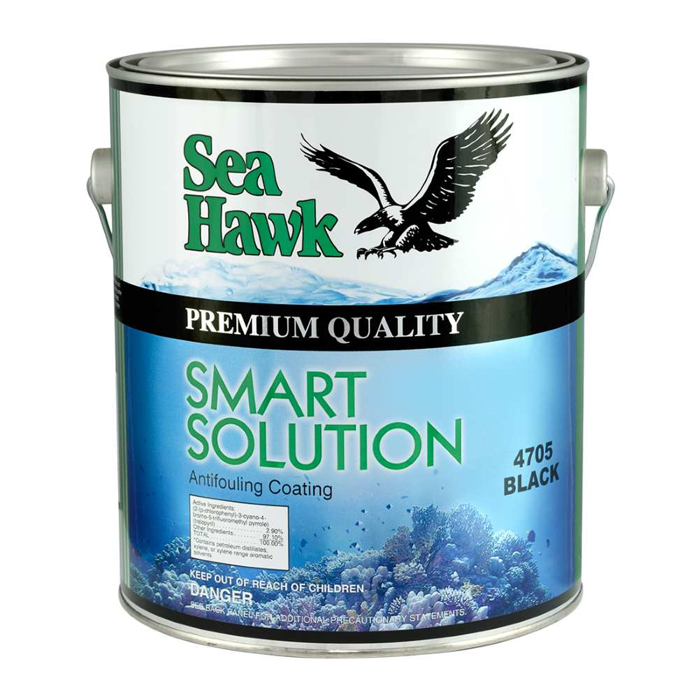 Sea Hawk Smart Solution AF Bottom Paint