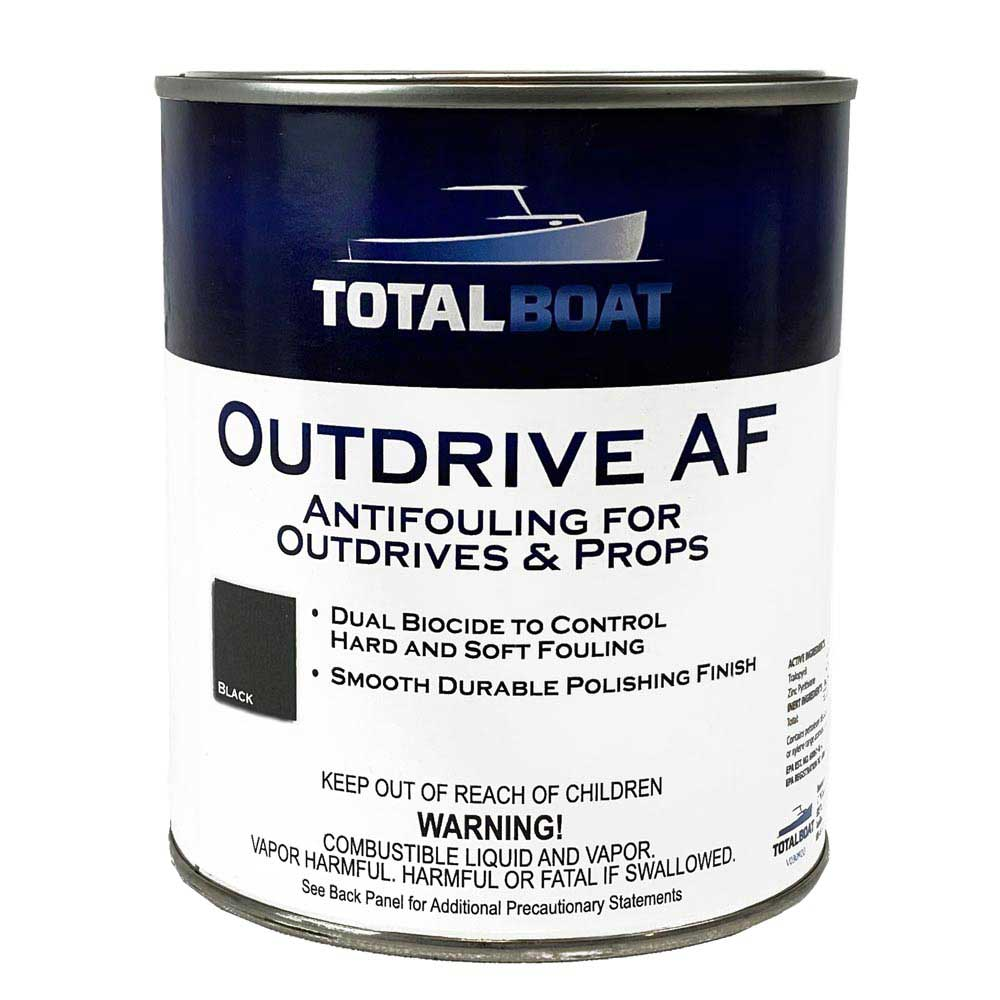 TotalBoat Outdrive AF Antifouling Paint