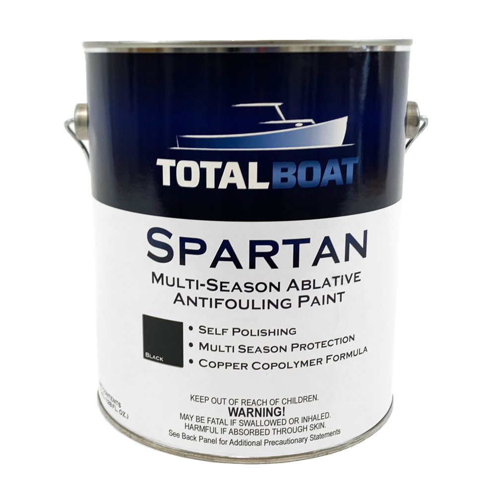 TotalBoat Spartan High-Copper Ablative Bottom Paint