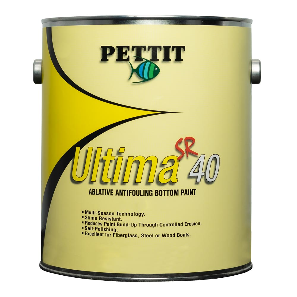 Pettit Ultima SR-40 Dual Biocide Ablative