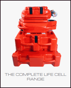 Life Cell Yachstman and bracket