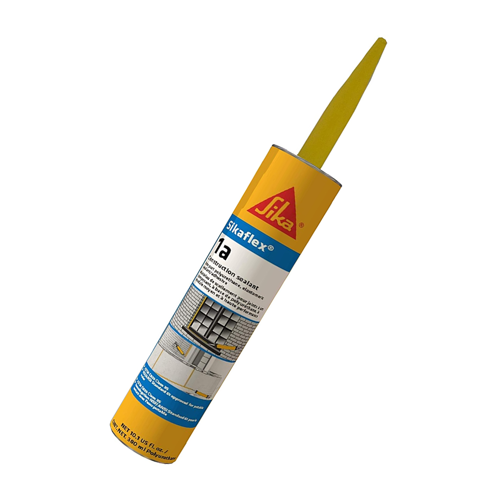Sikaflex 1A 1-part Polyurethane Elastomeric Sealant / Adhesive