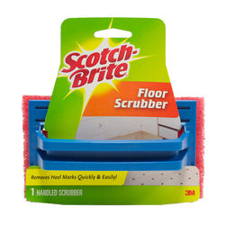 ScotchBrite Scrubber Pads with Handle