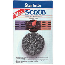 Star Brite Stainless Steel Magic Scrub