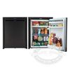 Dometic Black CR Series Refrigerator & Freezer