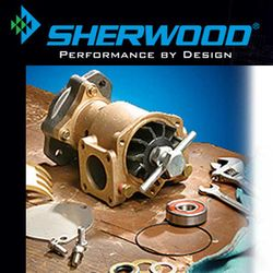 Sherwood Water Pump Service Parts and Repair Kits