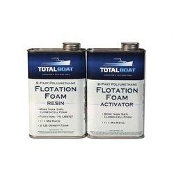 TotalBoat 2-Part Polyurethane Flotation Foam 2 lb. Density 2-Quart Kit