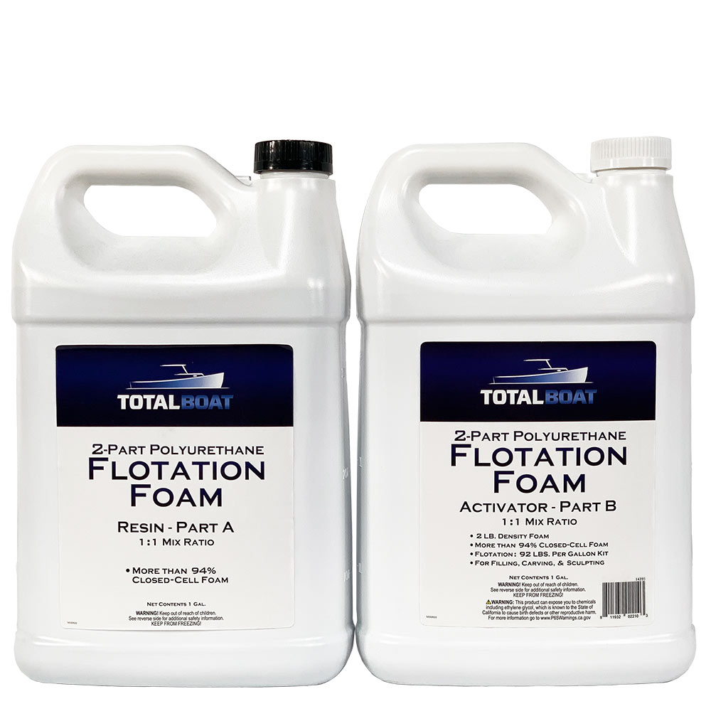 TotalBoat 2 Part Polyurethane Flotation Foam