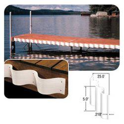 Taylor Made Wave Shape Dock Bumper