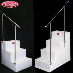 Todd Dock Steps and Handrails
