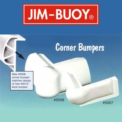 Cal-June Corner Dock Bumpers