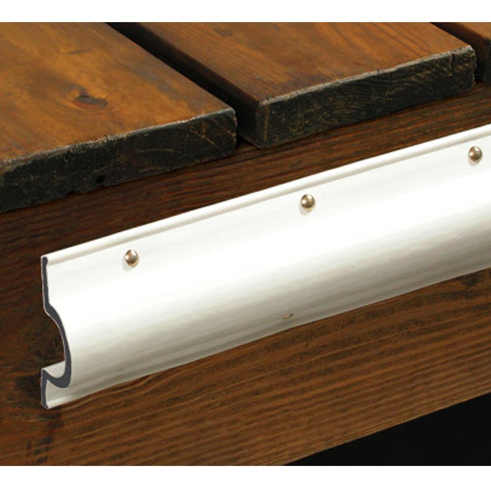 Taylor Made C-Shape Dock Gard Pro Vinyl Dock Edging