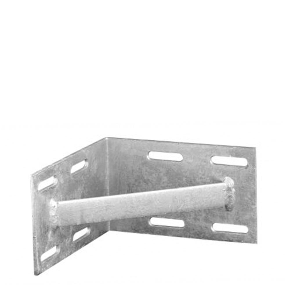 Dock Hardware Galvanized Inside Corner