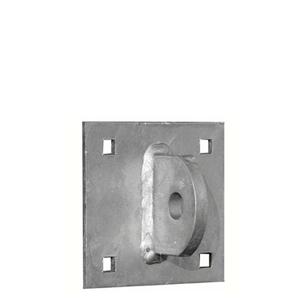 Dock Hardware Galvanized Male T-Connector
