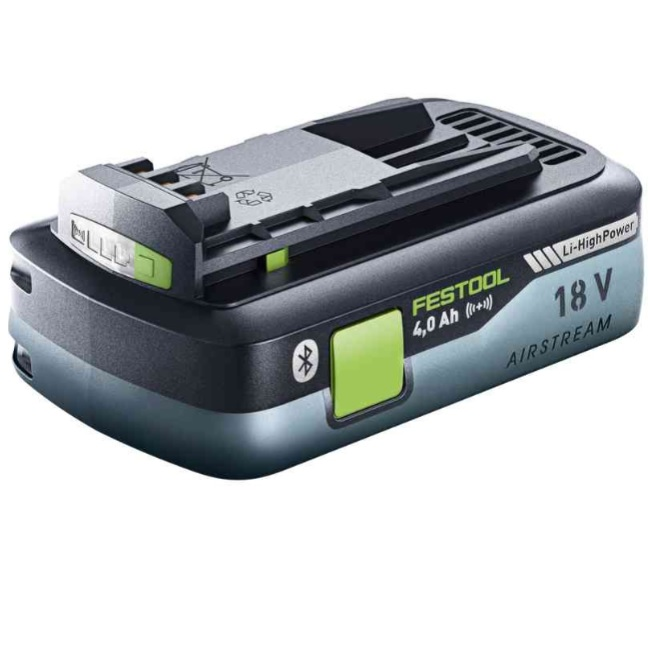 Festool 18V Li HighPower Airstream Battery
