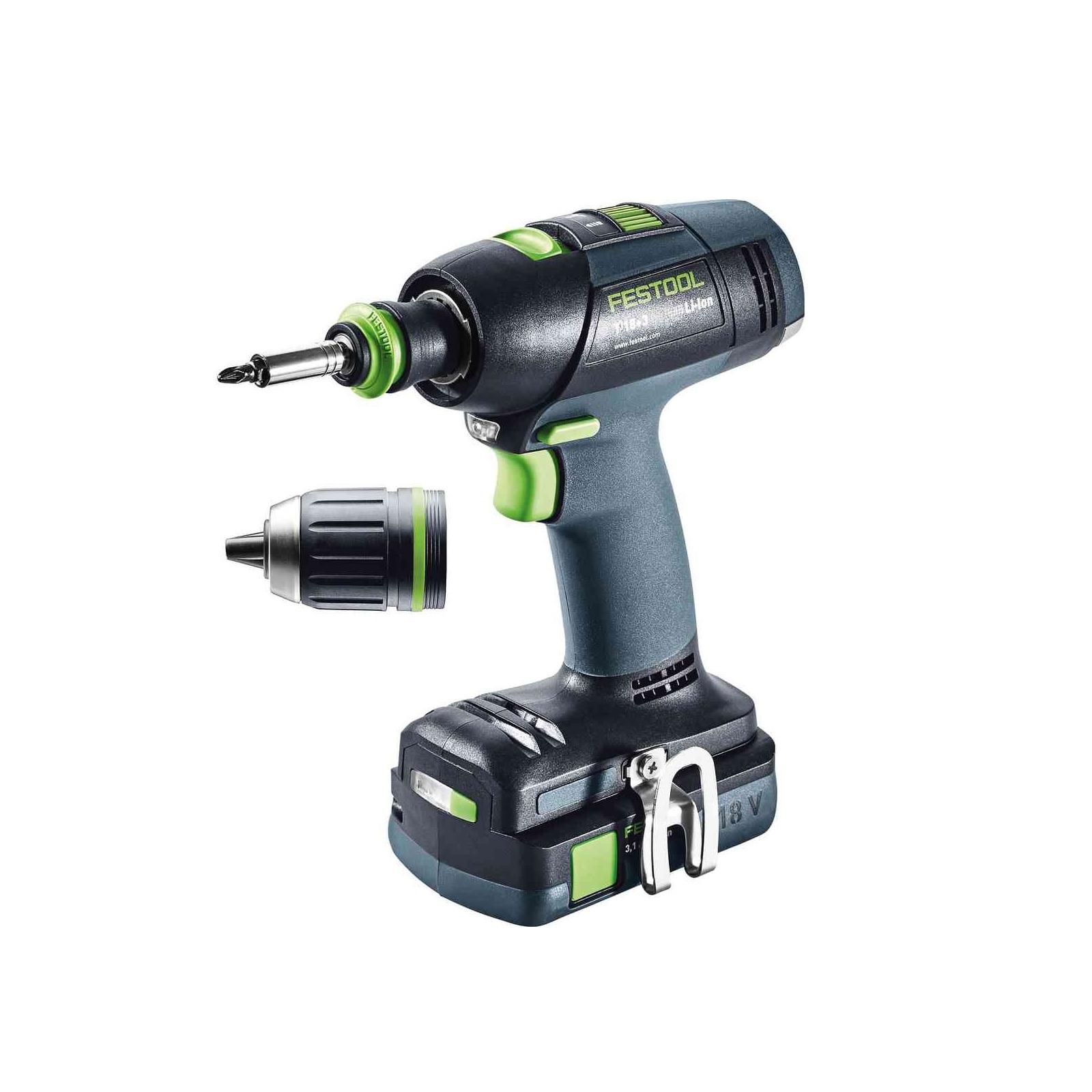 Festool T18 Cordless Drill