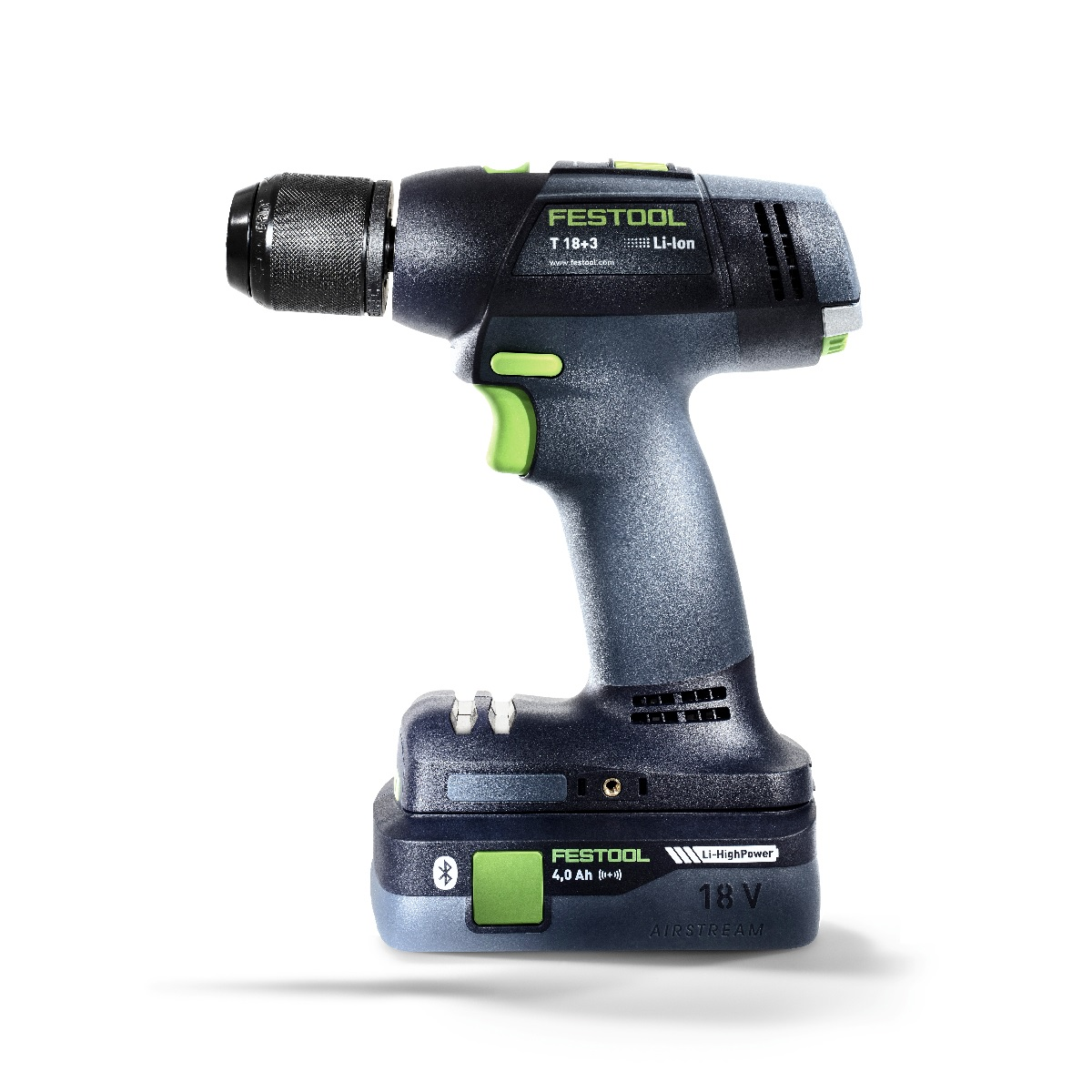 Festool T18+3-E 18V Cordless Drill