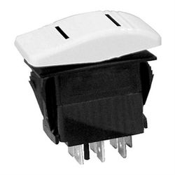 seachoice illuminated contura rocker switch